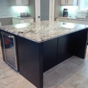Ballymote Project Countertop Kitchen Island