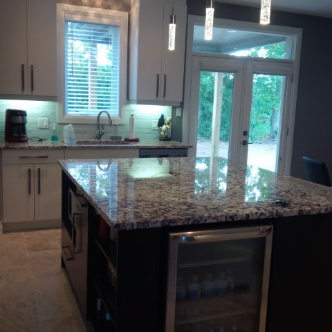 Ballymote Project Countertop Kitchen