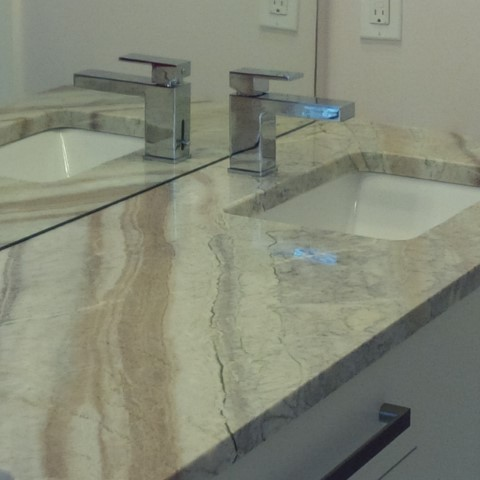 Ballymote Project Countertop Washroom