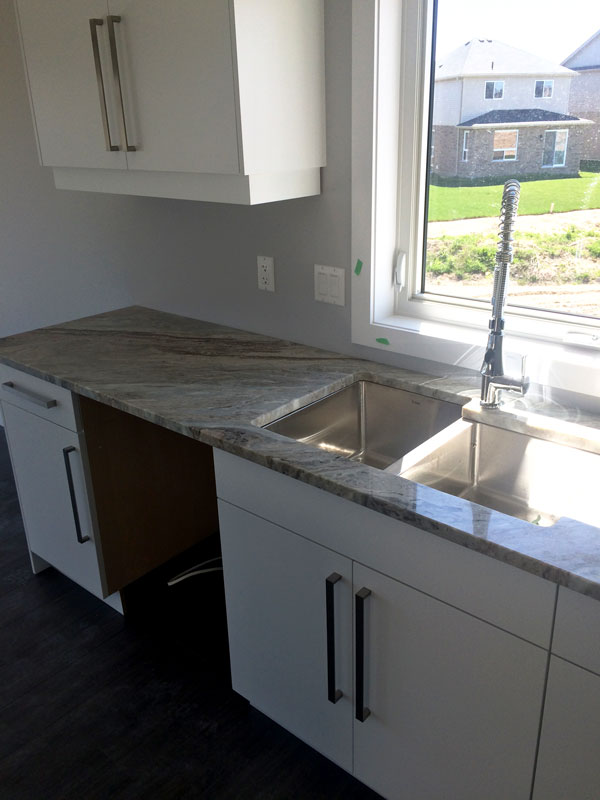 Regent Granite Counters – Rockmount Project