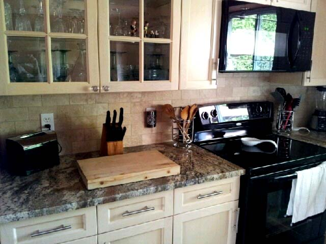 Regent Granite Counters – Long Residence Project