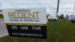 Regent Granite and Marble giveaway
