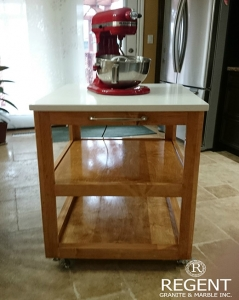 DIY Kitchen Aid Project