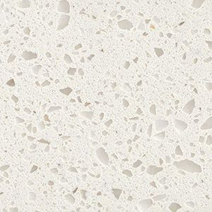 Iced White Quartz Countertop