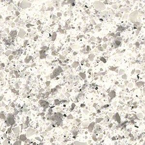 Peppercorn White Quartz Quartz Countertop