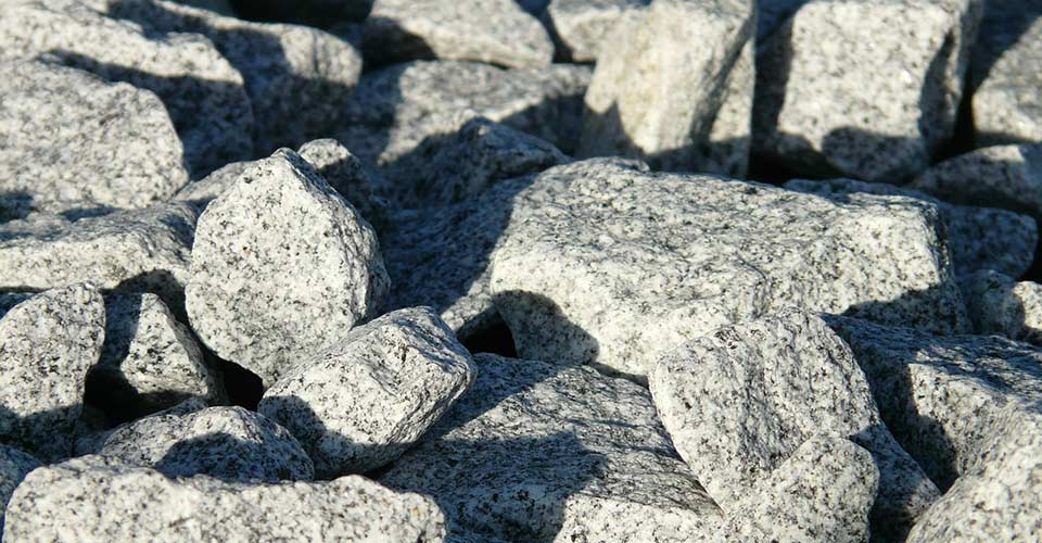 Where does granite come from