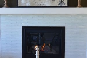 Custom Granite Fireplace Surround and Mantles