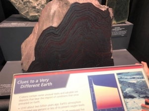 Image alt text: Natural stone and Clues to a Very Different Earth